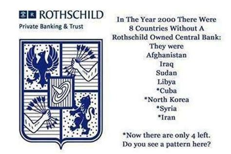 what banks do the rothschilds own rothschild banking corporate america greed economy