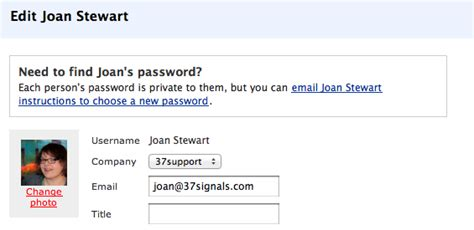 How To Find Peoples Emails Sign In One Of My Users Forgot Their Password How Can I Get Them Logged In