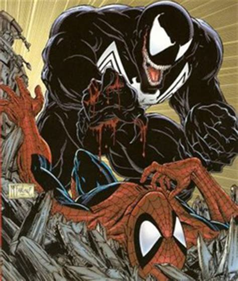 spider birth of venom mcfarlane makes spidey even cooler review fix