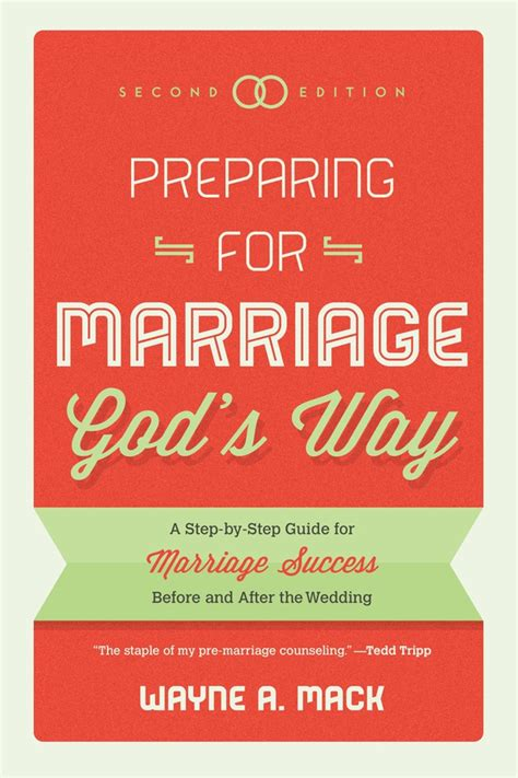 the concept marriage god s way books preparing for marriage god s way nouthetic media