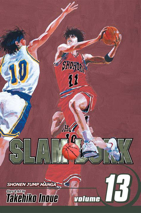 Slam Dunk Deluxe Vol 13 slam dunk vol 13 book by takehiko inoue official