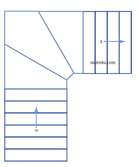stair floor plan l shaped stairs design l shaped staircase design ideas