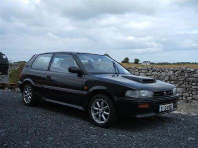 corolla gti supercharged for sale in galway from 4agze 220bhp