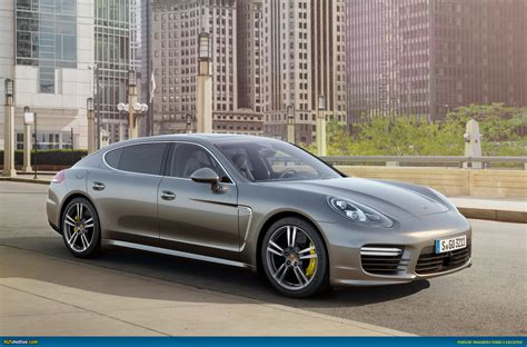 Porsche Panamera S by Ausmotive 187 Porsche Panamera Turbo S Executive Revealed