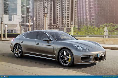 Porsche Panamera S Turbo by Ausmotive 187 Porsche Panamera Turbo S Executive Revealed