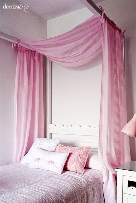 doseles para camas dormitorio con dosel para una ni 241 a