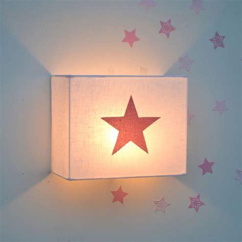 aplique pared infantil l 225 mpara infantil de pared estrella aplique applique