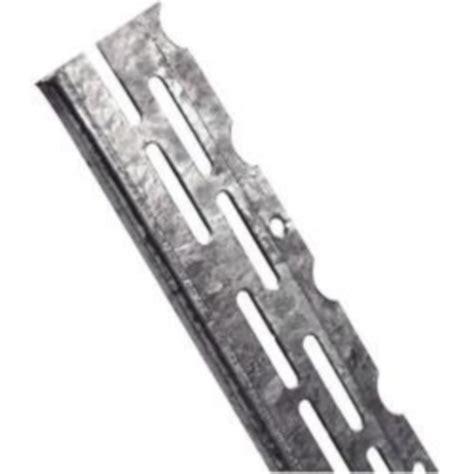 3mm stop bead plaster stop bead 3mm mccarthys fuels builders