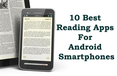 Best Reading App For Android | 10 best reading apps for android smartphones free