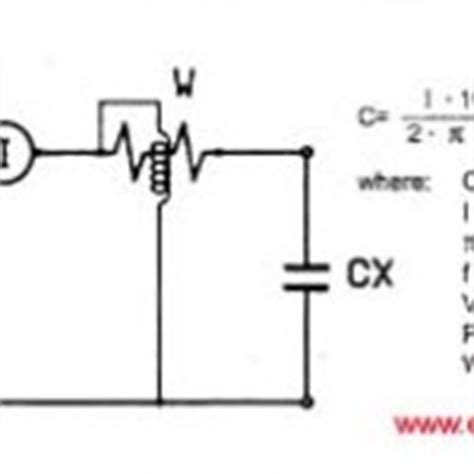 capacitor basic formulas capacitor sizing for power factor correction electrical