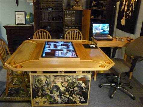 rpg room heres a pic of the table