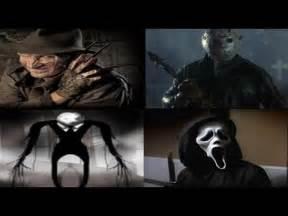 roblox: freddy vs jason vs slenderman vs scream! youtube