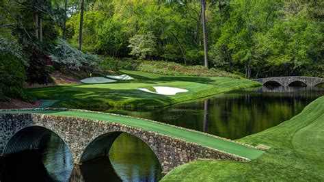 masters week a look at augusta national holes 7 12