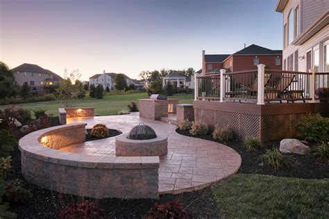 get inspired by multi level patios
