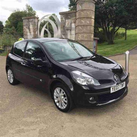 renault clio black renault 2001 clio sport 16v black car for sale