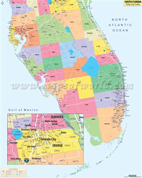 Palm County Florida Search Buy South Florida Zip Codes Map