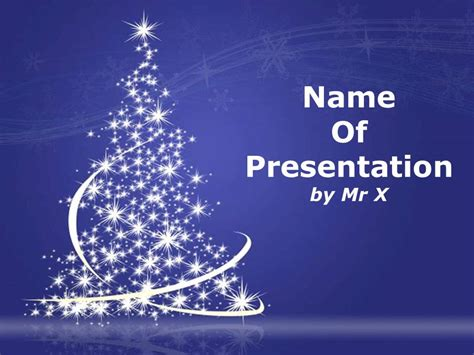 themes christmas free download free download 2012 christmas powerpoint templates