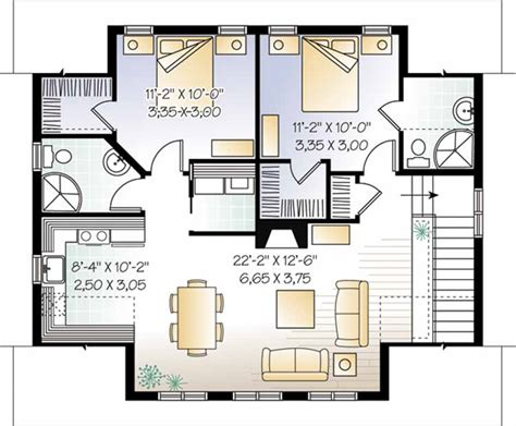 2 bedroom house plans with garage 301 moved permanently