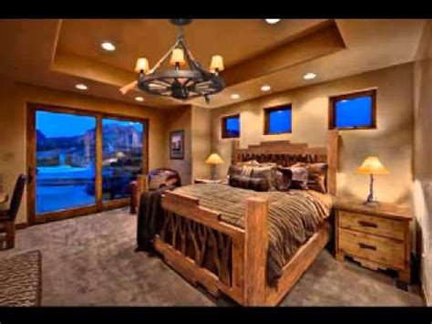 cowboy bedroom design decorating ideas youtube