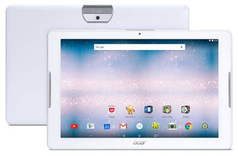Android Acer Ram 2gb acer iconia one 10 b3 a32 android tablet with 4g lte and