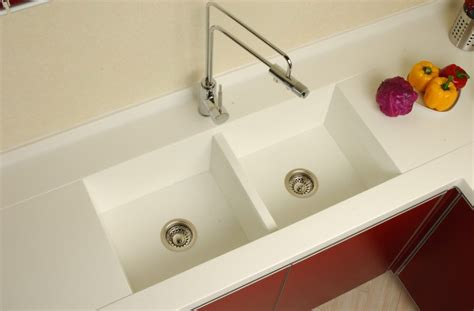 customized acrylic solid surface sink beach top for