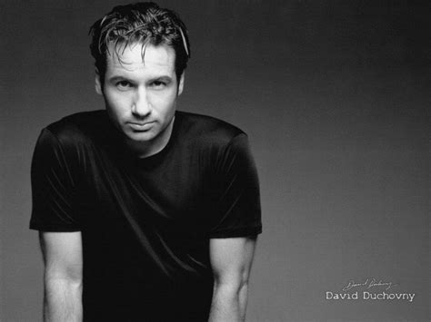 david duchovny x files the male celebrity