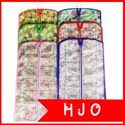 Rak Jilbab Gantung Hjo 6 Susun gta rak gantung organizer gantungan hanger tempat jilbab kerudung hjo gta0005 shopee
