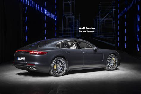 porsche panamera turbo 2016 porsche panamera turbo 2016 world automobile china