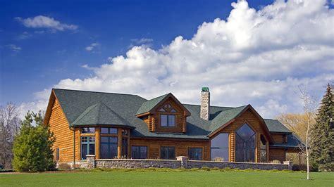 e log homes log cabin floor plans floorplans for the appleton