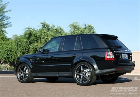 2011 range rover sport wheels 2011 land rover range rover sport with 22 quot gianelle cancun