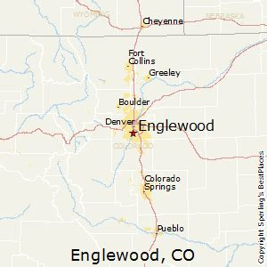 best places to live in englewood colorado