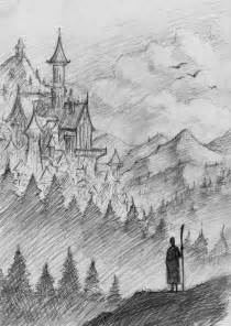 landscape sketches pictures to pin on pinterest pinsdaddy
