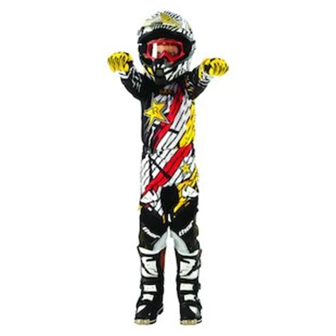 youth rockstar motocross gear thor youth phase rockstar jersey revzilla