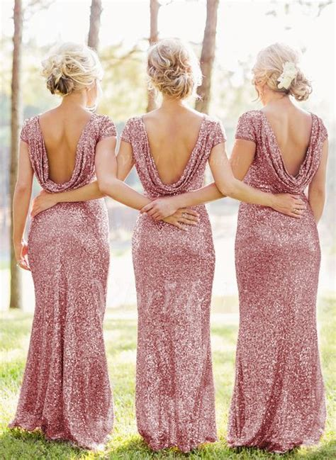 pink sparkly wedding dresses 17 best ideas about pink bridesmaid dresses on
