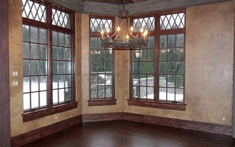 Dining Room Window Ideas Rustic Country Estate Martin Brothers Contracting