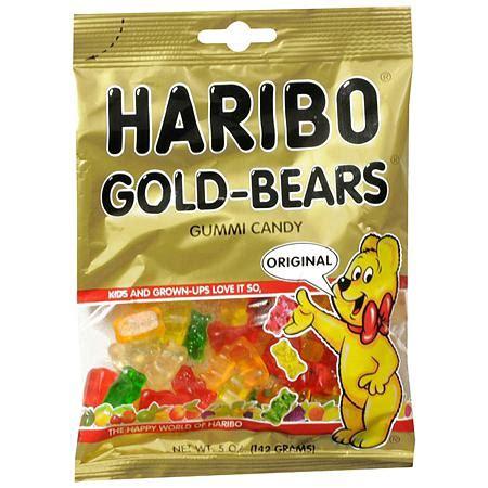 gummy bears gummy haribo