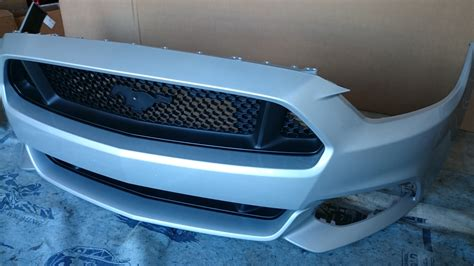 oem ford mustang parts painted ford mustang genuine factory oem front bumper cover