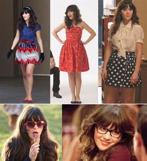 style zooey deschanel what katy did next