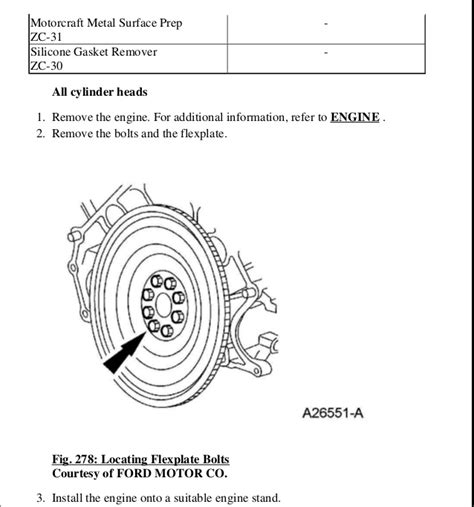 ford expedition service repair manual