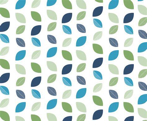 Kemeja Green Blue Leaf green blue leaves vector graphics freevector