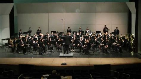 cmea bay section concert band quot stormchasers quot at cmea 2012 youtube