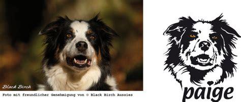 Aufkleber Mit Eigenem Bild by Dogprints Aufkleber Eigener Hund Printsalat Grafik