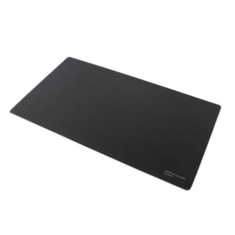 satechi desk mat mate black desk pad protector mouse pad
