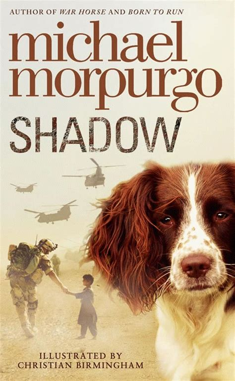 in the shadow of books shadow michael morpurgo