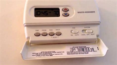 white rodgers thermostat wiring diagram 1f86 344 white