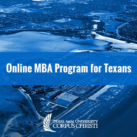 A M Mba Program by Why A M Corpus Christi For An Mba