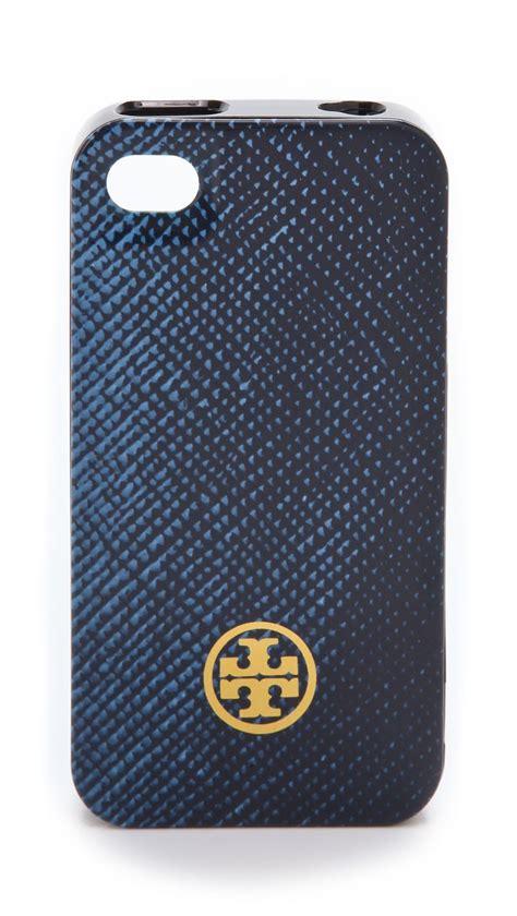 Iphone 4 Hardcase Doff burch blue printed shell iphone 4