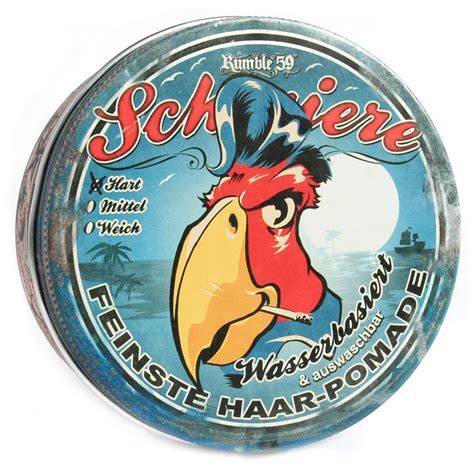 Pomade Based Strong Hold schmiere water based pomade strong hold
