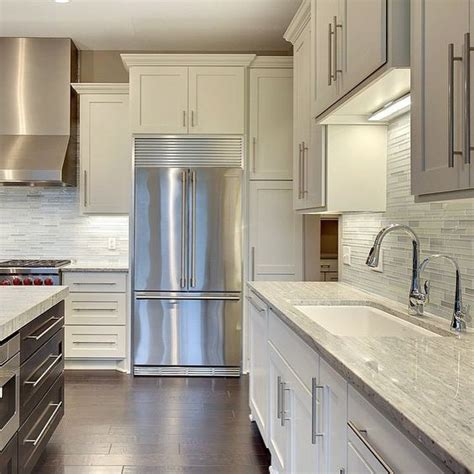 shaker cabinet crown molding white shaker cabinets with traditional crown molding our