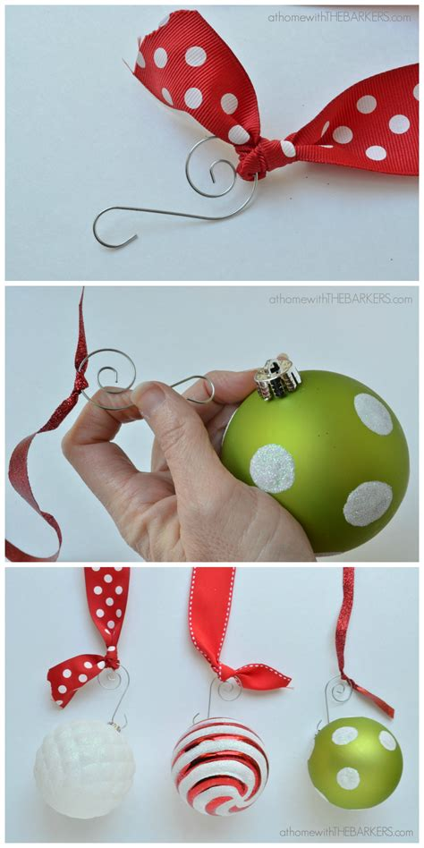 plastic ornaments holiday decorations at home with the